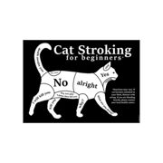 Grindstore Cat Stroking For Beginners Mini Poster