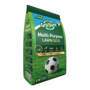 Gro-Sure Multi-Purpose Lawn Seed 120m2