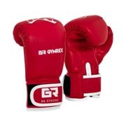 Gymrex Kids Boxing Gloves - 4 oz - red