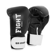 Gymrex Kids Boxing Gloves - 6 oz - black