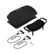 Gymrex Vibration Plate - 61 x 35 cm - up to 120 kg - remote control - seat GR-MG48