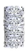 H.A.D. Originals Bike Velo, Size One Size - Unisex Beanie and Headbands, Color White