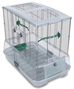 Hagen Vision 2 Medium Bird Cage - 60 x 38 x 52cm