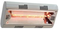 Halogen Infrared Heater Hathor IP20 with wall mount 2000 Watt/ 9 A