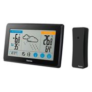 Hama Weather Station Touch One Size Black