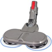 Hard Floor Surface Polisher Scrubbing Cleaning Mop Tool for Dyson V11 SV14 Vacuum Cleaner