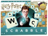 Harry Potter Scrabble Family Word Board Game