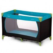 Hauck Dream 'n Play Travel Cot & Play Pen, Blue