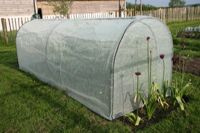Haxnicks Spring Greenhouse Micromesh Pest Protection Cover