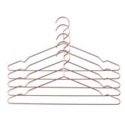 HAY - Coat hang hanger set of 5, copper