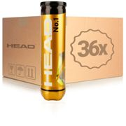 HEAD No.1 36x 4 Ball Tube In A Box , Size: nosize