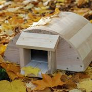 Hedgehog house oak / birch / larch