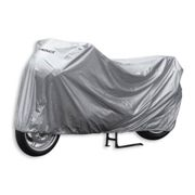 Held 9010 Cover Motorcycle Cold Resistant Cover, silver, size S