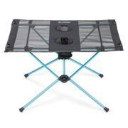 Helinox | Table One | Portable Table | Fold Away Picnic Table | Black One Size
