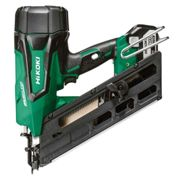 NR1890DCJPZ 18V Brushless Clipped Head Framing Nailer with 2X 5.0 Ah Li-ion Batteries and Charger in Carry Case