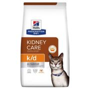 Hills Prescription Diet KD Kidney Care Chicken Dry Cat Food 5kg