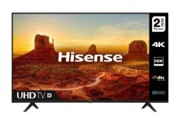 Hisense 55A7100FTUK 55 4K Ultra HD HDR Smart TV with Freeview Play and Alexa Built-in