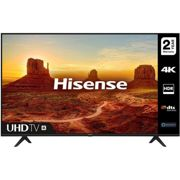 Hisense 55A7100FTUK 55-inch 4K UHD HDR Smart TV with Freeview play, and Alexa Built-in (2020 series), Black [Energy Class G]