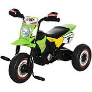 HOMCOM Kids Tricycle 370-095GN Green