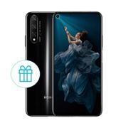 "Honor 20 Smartphone, Android, 6.26"", 4G LTE, SIM Free, 6GB RAM, 128GB"
