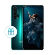 "Honor 20 Pro Smartphone, Android, 6.26"", 4G LTE, SIM Free, 8GB RAM, 256GB"