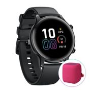HONOR MagicWatch 2 42mm Agate Black free gift with bluethooth earphones