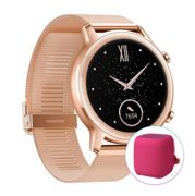 HONOR MagicWatch 2 42mm Sakura Gold free gift with bluethooth earphones