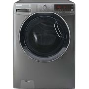 Hoover Dynamic Next DWOAD69AHF7G Wifi Connected 10Kg Washing Machine with 1600 rpm - Graphite - A+++ Rated