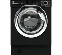 Refurbished Hoover H-Wash 300 HBWS48D1ACBE Integrated 8KG 1400 Spin Washing Machine