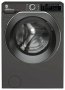 Hoover H-WASH 500 HWD610AMBCR/1 Wifi Connected 10Kg Washing Machine with 1600 rpm - Graphite - A Rated