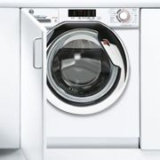 Hoover H-Wash HBDS485D2ACE 8kg Wash / 5kg Dry 1400 Spin Integrated Washer Dryer White