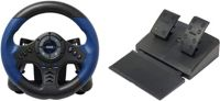 Hori PS4-020 Racing Wheel Controller for PS4/PS3 (Wheel+Pedals)