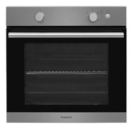 Hotpoint, GA2124IX, Built In Single Gas Oven in SS