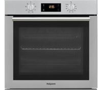 Hotpoint, SA4544HIX, Built In Single Oven in Stainless Steel