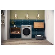 Hotpoint RD966JGD Washer Dryer in Graphite 1600rpm 9kg 6kg F Rated