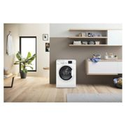 Hotpoint RDG8643WWUKN 8Kg / 6Kg Washer Dryer with 1400 rpm - White - A Rated