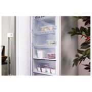 Hotpoint UH6F1CG 1 Tall Frost Free Freezer in Graphite 1 67m 60cmW F R
