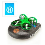 Hover Blast 3 in 1 Air, Land and Sea Drone with Storage Bag