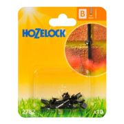 Hozelock 2782 Wall Clip 4mm (10 Pack)