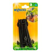 Hozelock 2788 Endline Adjustable Mini Sprinkler on Stake 4mm (5 Pack)
