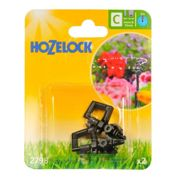 Hozelock 2798 Mini Sprinkler 4mm/13mm (Pack of 2)