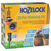 Hozelock Automatic Watering Up To 20 Pot Kit