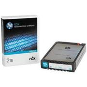 HPE RDX 2TB Removable Disk Backup Cartridge