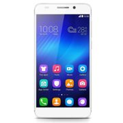 Huawei Honor 6 16 GB Pearl White Unlocked Refurbished - Good Condition