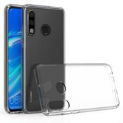 Huawei P30 Lite Back Cover Cover Backcover Crystal Clear Silicone