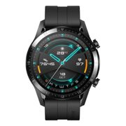 HUAWEI Watch GT 2 (46 mm) Smart Watch, 1.39 Inch AMOLED Display with 3D Glass Screen, 2 Weeks Battery Life, GPS, 15 Sport Modes, 3D Glass Screen, Blue