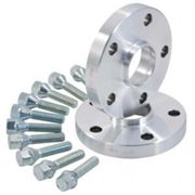Hub Buddies Hubcentric Wheel Spacer - 15mm Pair With Extended Bolts
