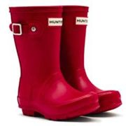 Hunter Original Kids Wellies - Military Red
