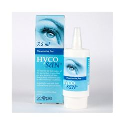 Pricehunter.co.uk - Price comparison & product search. Product image for  hycosan eye drops