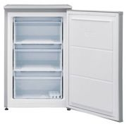 Indesit I55ZM1110S 55cm Undercounter Freezer in Silver 0 84m A Rated
